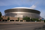 The New Orleans Super Dome! Home of SUPER BOWL XLVII